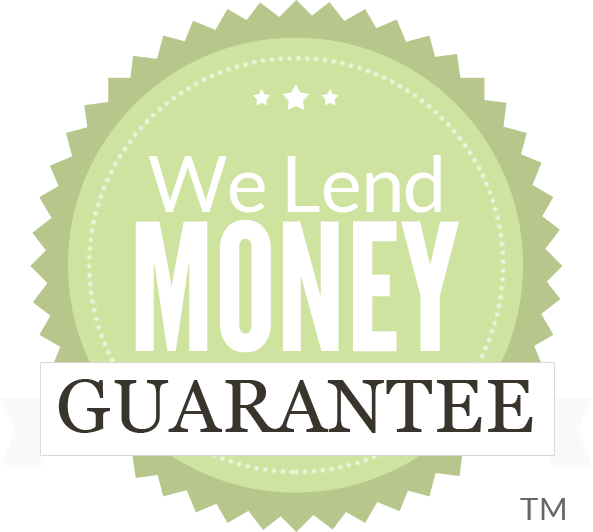 We Lend Money™ Guarantee to provide small business owners a fast approval response and the capital needed professionally